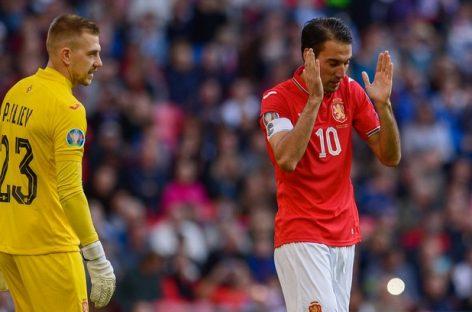 Хари Кейн и колеблива защита не дадоха шанс на България в Лондон