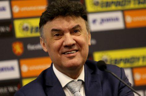 Борислав Михайлов даде поисканата от Борисов оставка