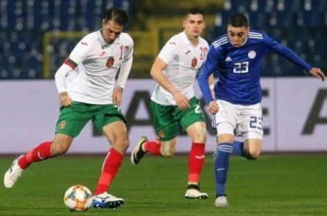 Парагвай победи България в контрола при дебюта на Дерменджиев