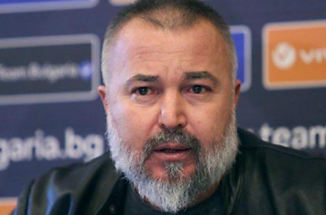 Ясен Петров повика 31 футболисти за предстоящите контроли