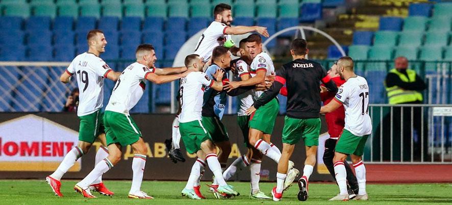 България с 4 точки от Квалификациите